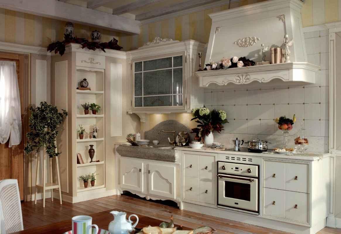 Кухня прованс 17