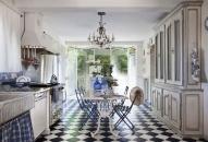 Кухня прованс 18