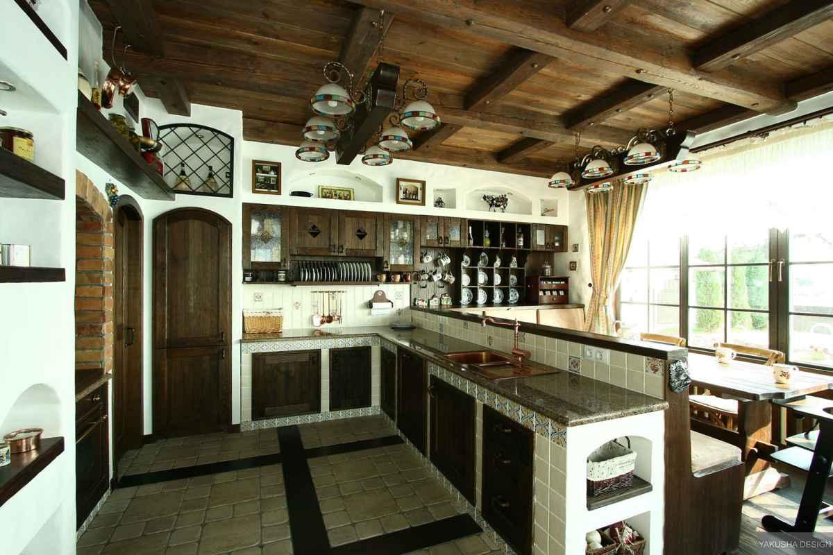 Кухня прованс 20