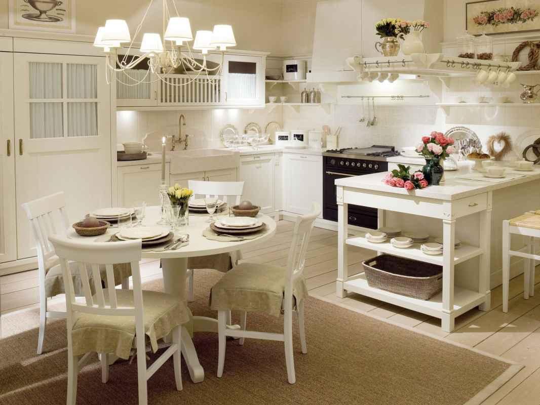 Кухня прованс 23