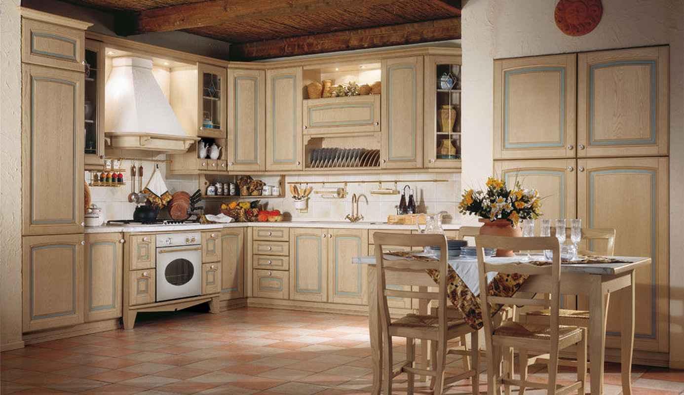 Кухня прованс 30