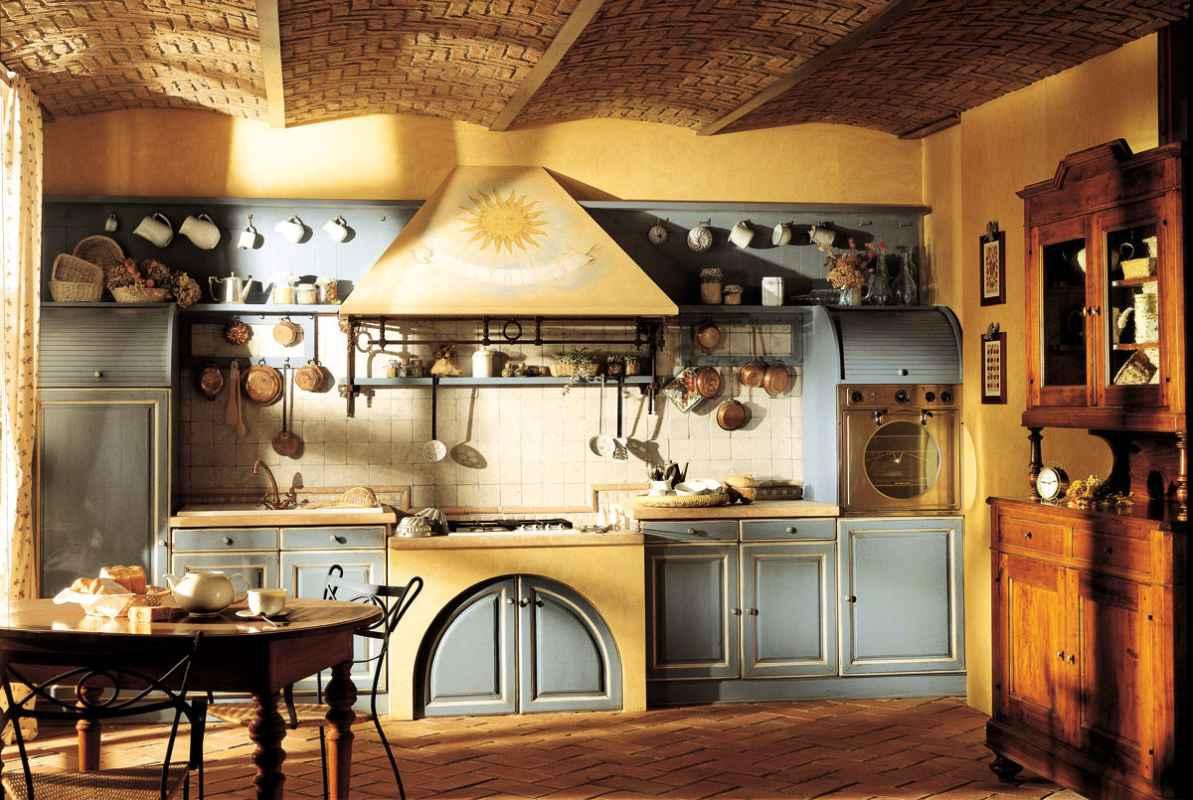 Кухня прованс 31