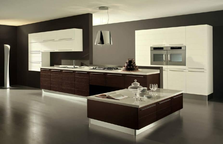 Кухня Hi Tech 28
