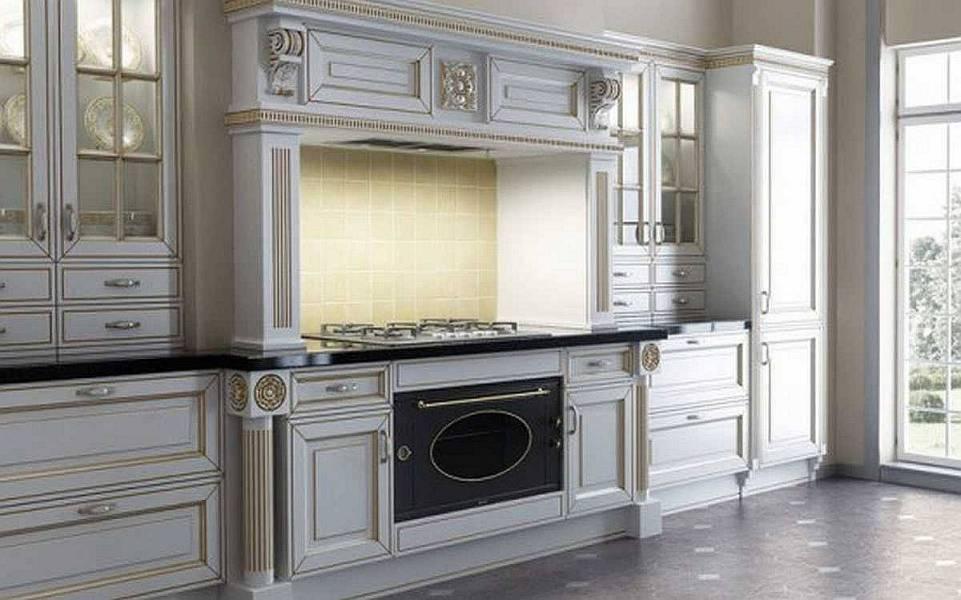 Кухня классика 33