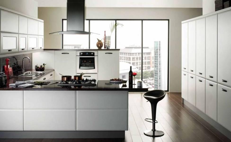 Кухня Hi Tech 9