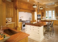 Кухня классика 45