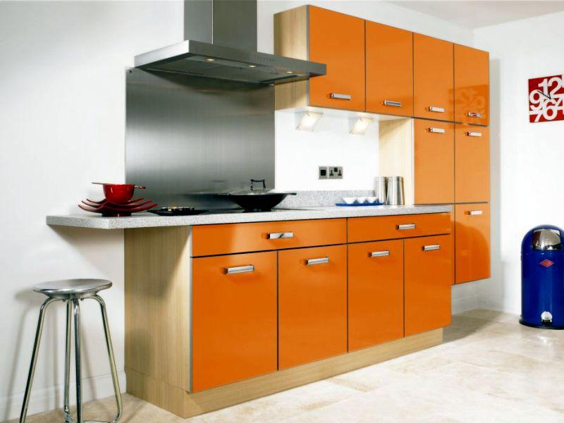 Кухня Hi Tech 2
