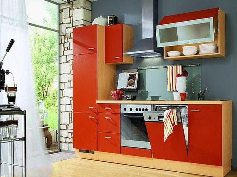 Кухня Hi Tech 4
