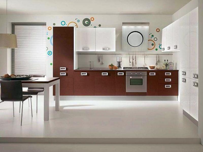 Кухня Hi Tech 5
