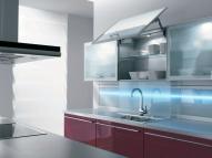 Кухня Hi Tech 11