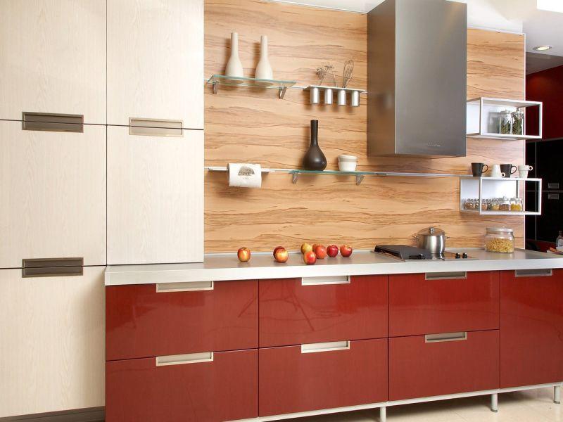 Кухня Hi Tech 14