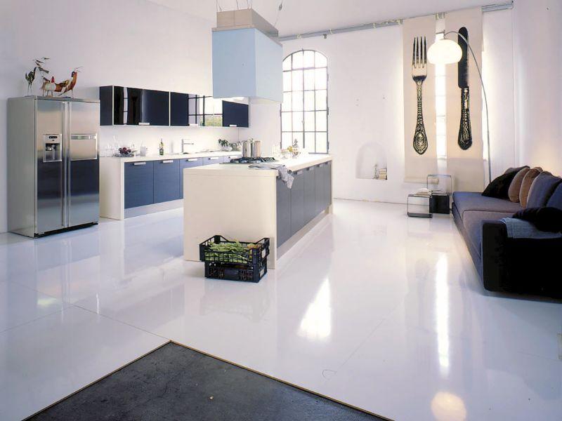 Кухня Hi Tech 22