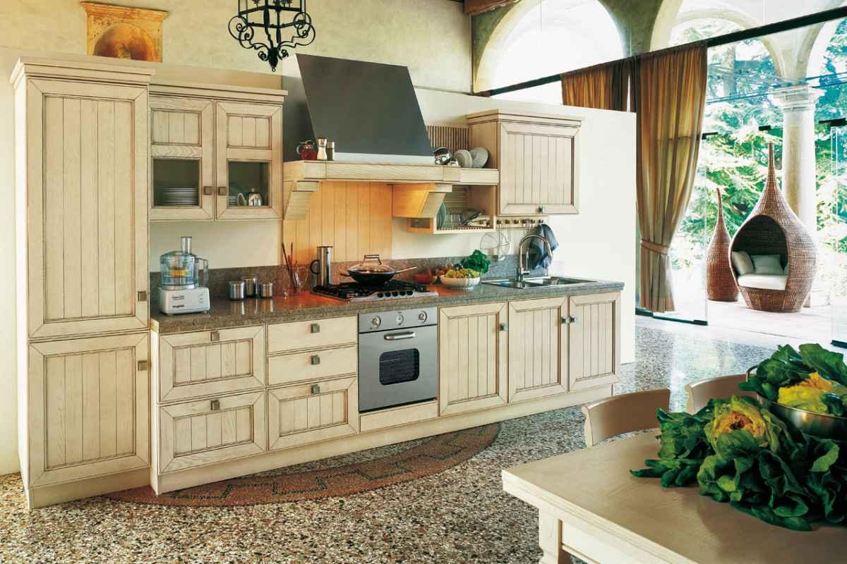 Кухня прованс 28