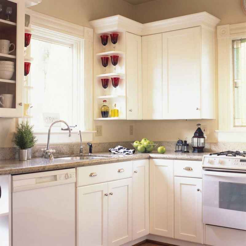 Кухня прованс 25