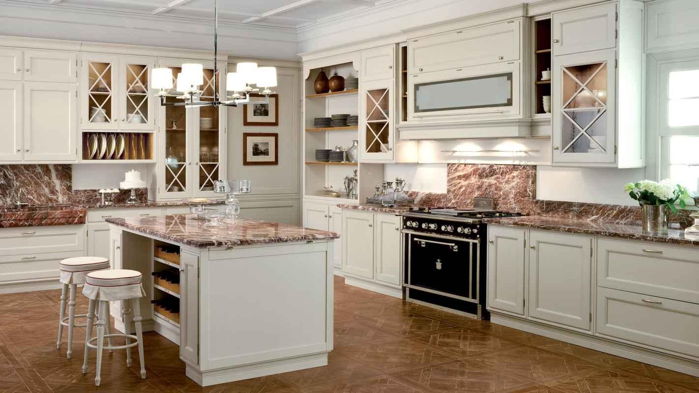 Кухня прованс 27