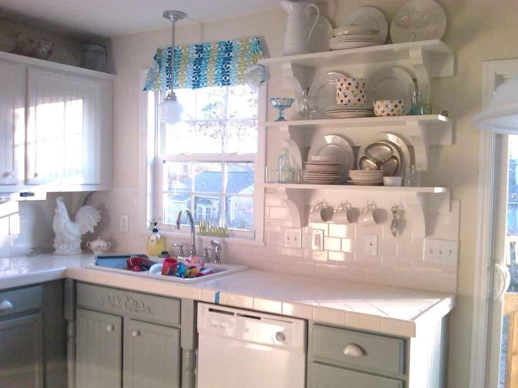 Кухня прованс 34