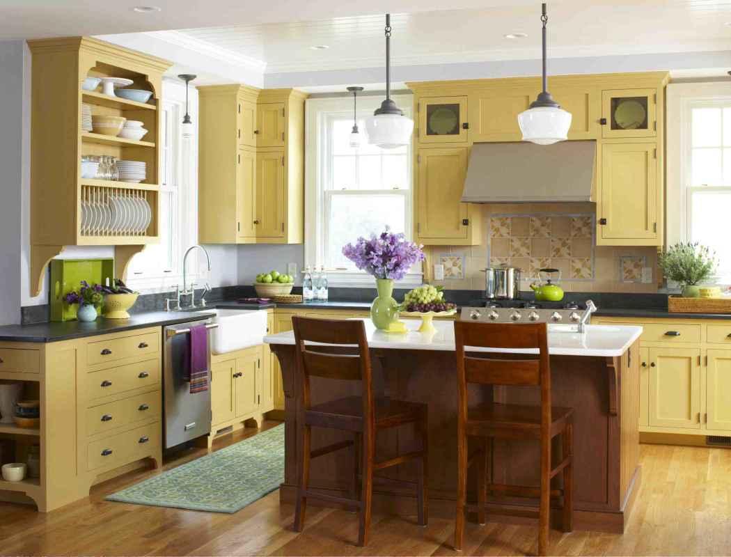 Кухня прованс 35