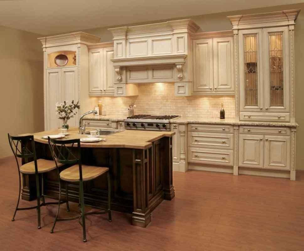 Кухня классика 48