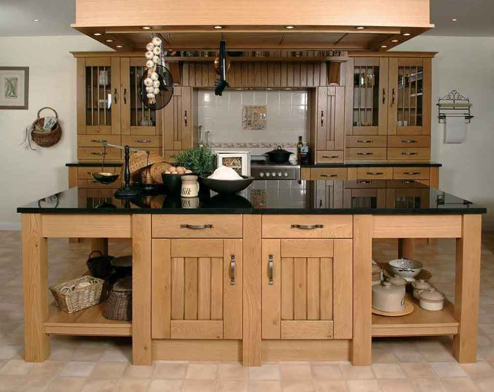 Кухня классика 49